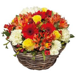 LYON FUNÉRAL FLOWERS - LOUANGE
