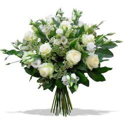 LYON FUNÉRAL FLOWERS - PUR CRISTAL