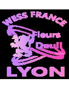 RAQUETTES DE FLEURS DEUIL LYON