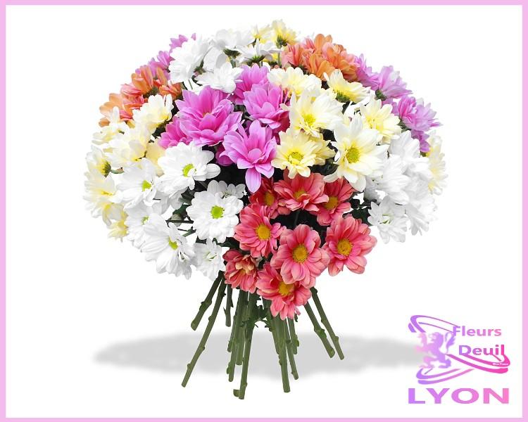 sympathy bouquet AIGUILHE