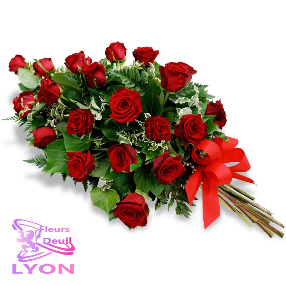 Deliver A Funeral Gerb Of Flowers For A Burial In Establet 26